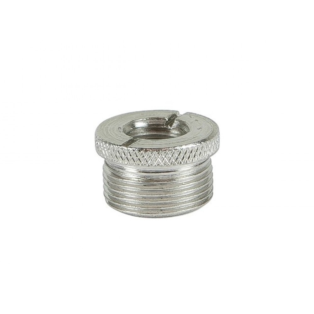 """Screw Thread Adapter for Microphone Stand (5/8"""" male to 3/8"""" female), MIC-602000"""