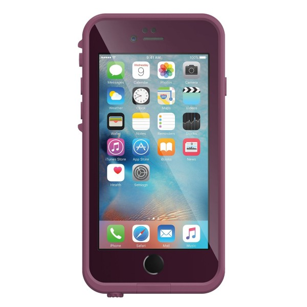 Lifeproof FRE Case for iPhone 6/6s - Crushed Purple, 77-52568