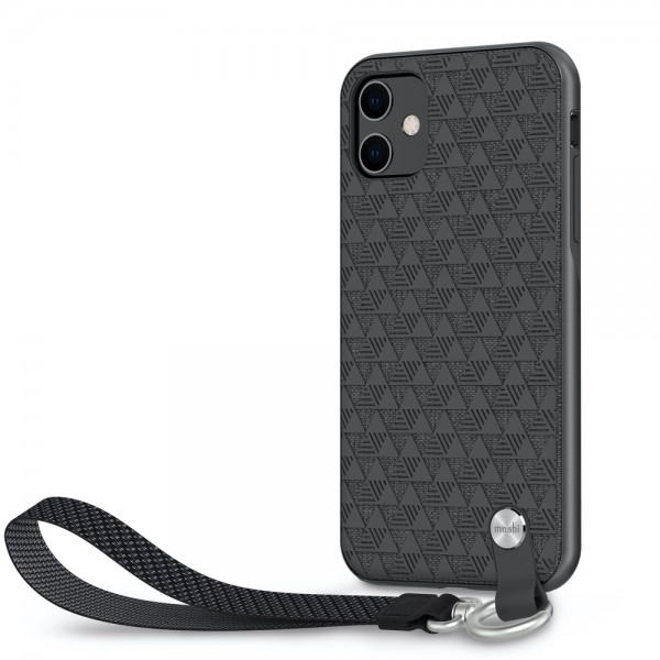 **DISCONTINUED** Moshi Altra for iPhone 11 (SnapTo) - Black, 99MO117005