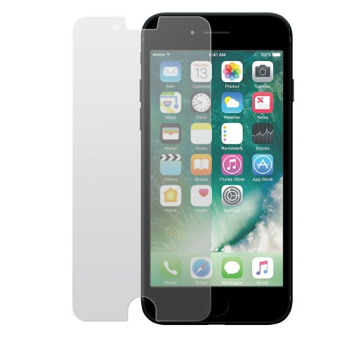 Power Support Glass Film ST Anti Glare for iPhone 7/8/SE (2nd Gen)