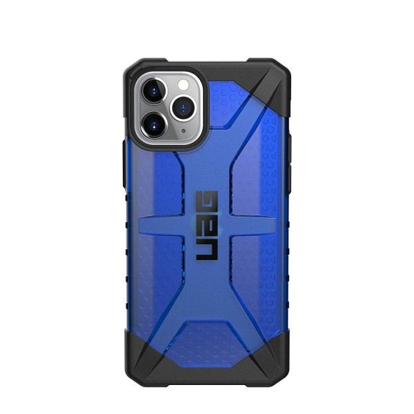 UAG Plasma for iPhone 11 Pro Feather-Light Rugged Military Drop Tested Case - Cobalt, 111703115050