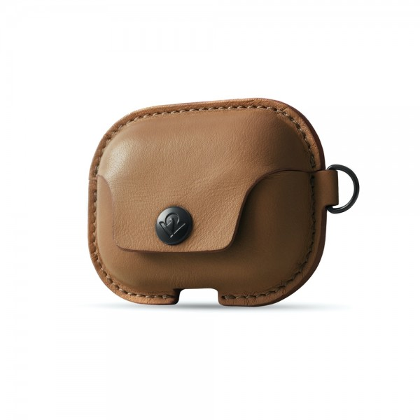 Twelve South AirSnap for AirPods Pro - Cognac, 12-1968