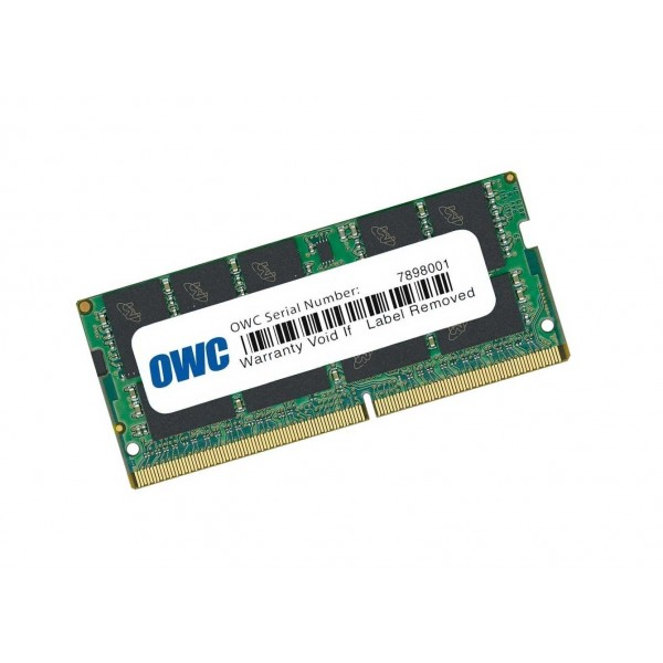 16.0GB 2666MHz DDR4 SO-DIMM PC4-21300 SO-DIMM 260 Pin Single Module Memory Upgrade, OWC2666DDR4S16G