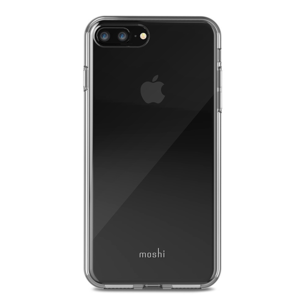 **DISCONTINUED** Moshi Vitros for iPhone 8 Plus/iPhone 7 Plus, Clear Protective Case - Crystal Clear, 99MO103903