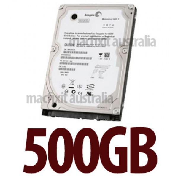 ***SPECIAL PRICE*** 500GB 2.5