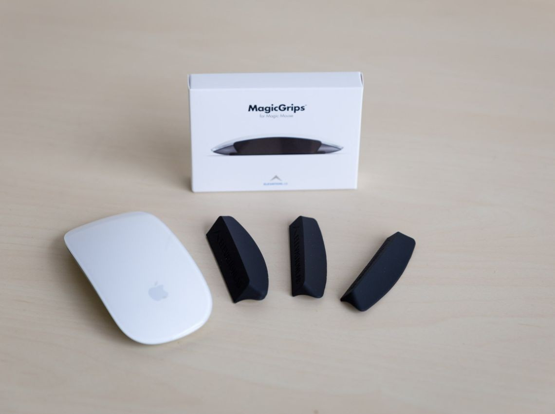 Elevation Lab MagicGrips for Magic Mouse 1 & 2, MG-100