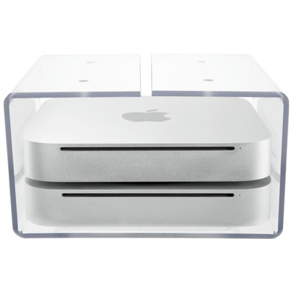 NewerTech NuShelf Dual Mount For 2010, 2011, 2012 to Current Apple Mac mini, NWTMINIS2MM10