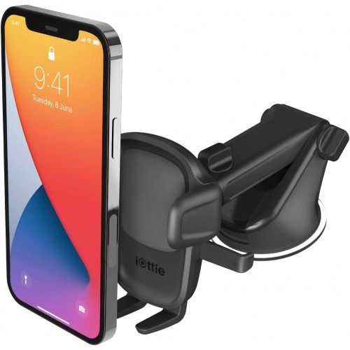 iOttie Easy One Touch 5 Car & Desk Mount Phone Holder - Compatible with all iPhone Models