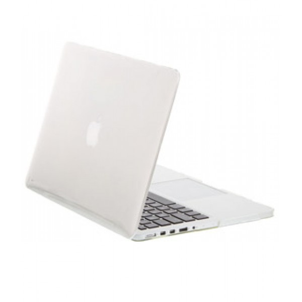 """NewerTech NuGuard Snap-On Laptop Cover for 13"""" MacBook Pro with Retina display (2012-2015) - Clear, NWTNGSMBPR13CL"""