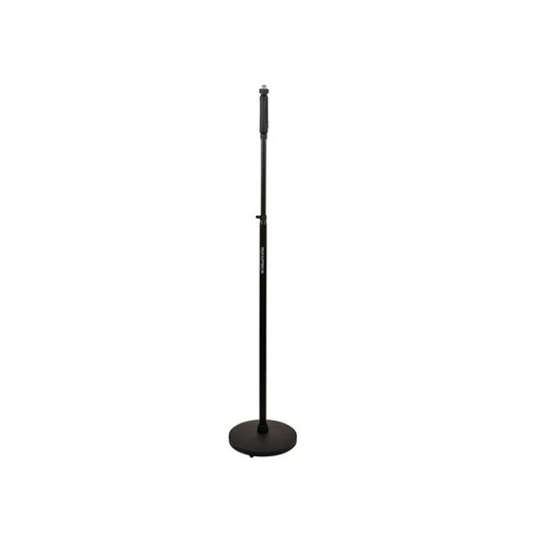 Microphone Stand with Hand-Clutch & Solid Base, MIC-602510