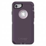 OtterBox Defender Series Case for iPhone 8 & iPhone 7 - Purple Nebula