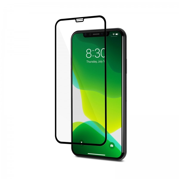 Moshi IonGlass for iPhone 11 Pro / Xs / X - Black, 99MO096005