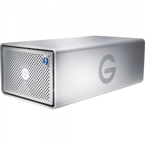 G-Technology 28TB 2-Bay (2 x 14TB) G-RAID Thunderbolt 3 RAID Array , GT0G10414