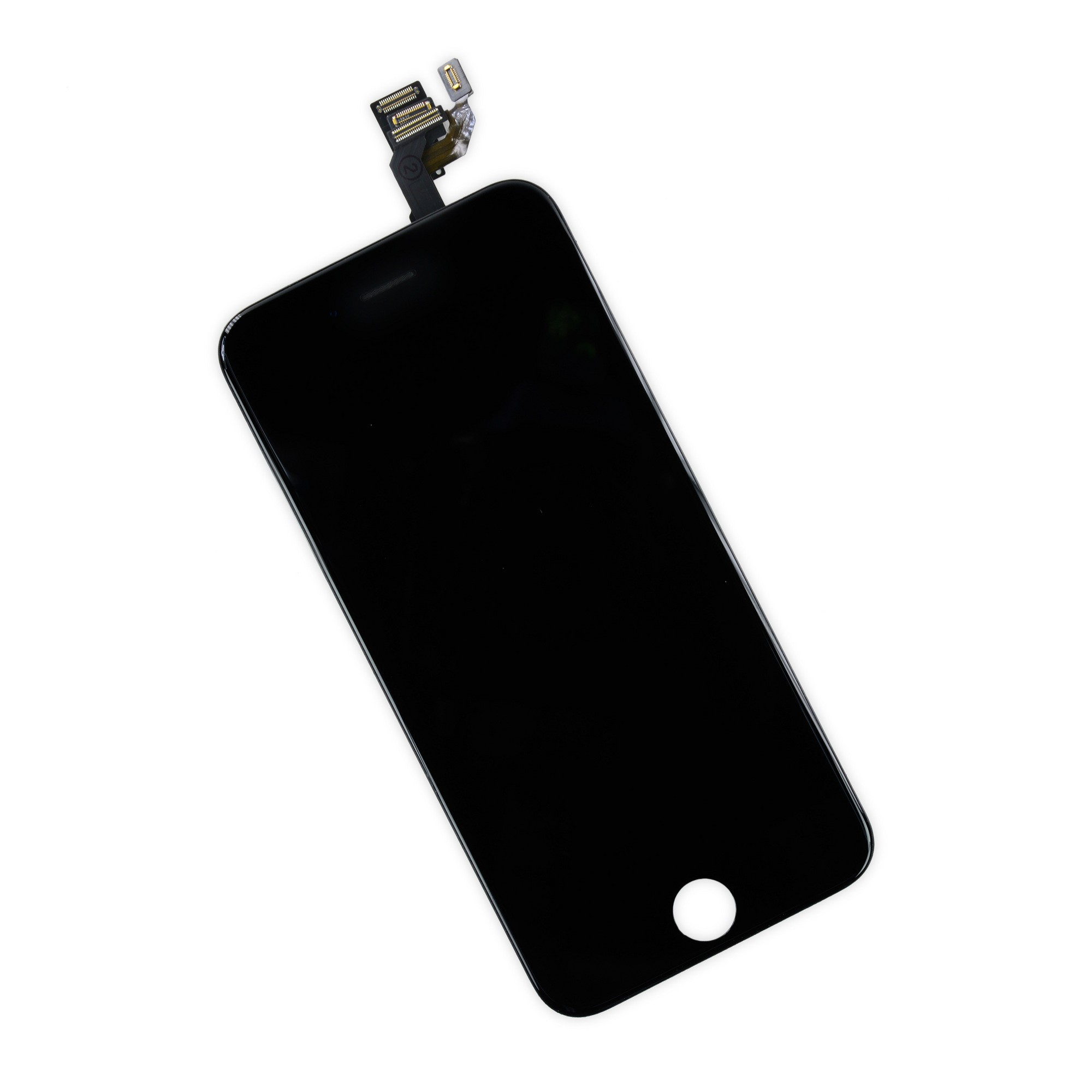 iPhone 6 LCD Screen and Digitizer Full Assembly, New, Part Only - Black, IF268-000-1