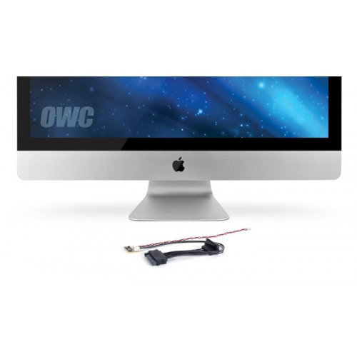 """OWC HDD Compatibility for all Apple 2009-2010 iMac 21.5"""" and 27"""" Models with SMC Compatibility - No Tools"""