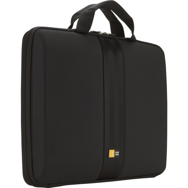 Case Logic QNS-113 13.3-Inch EVA Molded Laptop / Macbook Air / Pro Retina Display Sleeve - Black, CALQNS113BLACK