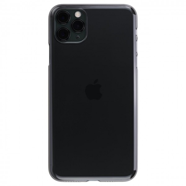 Power Support - Air Jacket for iPhone 11 Pro Max - Clear Black, PSSC-73