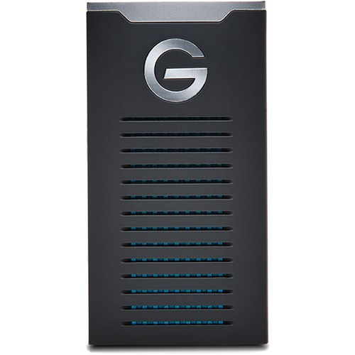 G-Technology 1TB G-DRIVE R-Series USB 3.1 Type-C mobile SSD, GT0G06053