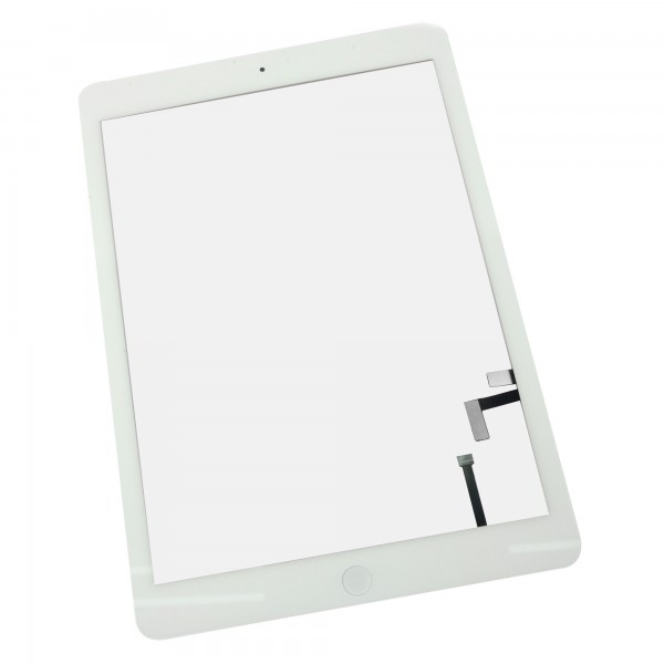 iPad Air Front Glass/Digitizer Touch Panel Full Assembly, Part Only, New - White, IF128-018-2