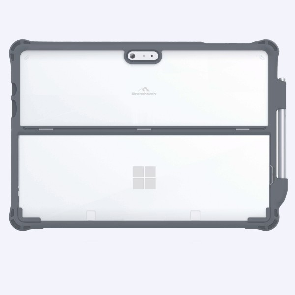 Brenthaven BX2 Edge for New Surface Pro / Pro 4 / Pro 6 - Smoke Grey, BR-2658