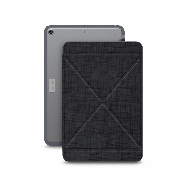 "**DISCONTINUED** Moshi VersaCover for iPad Pro 12.9"" (2018), USB-C - Black, 99MO056007"