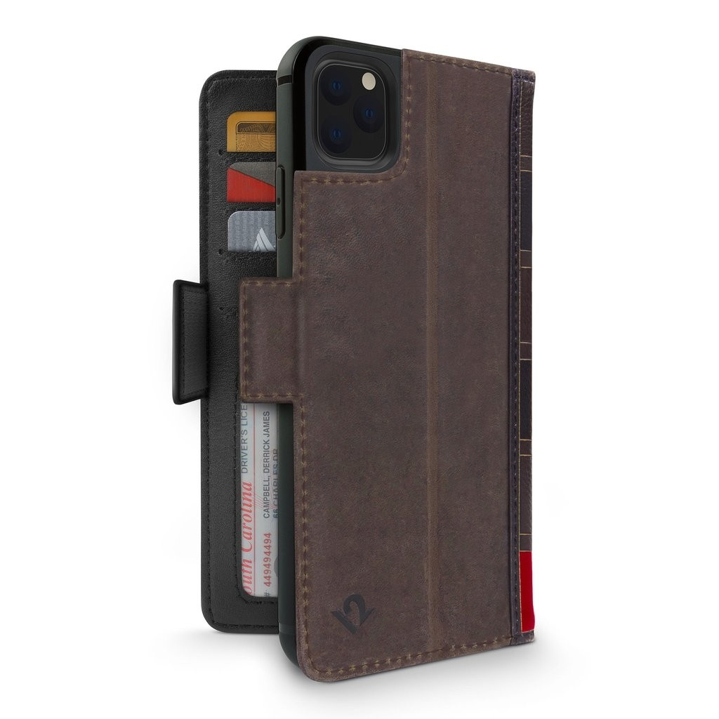 Twelve South BookBook for iPhone 11 Pro Max - Brown, 12-1930