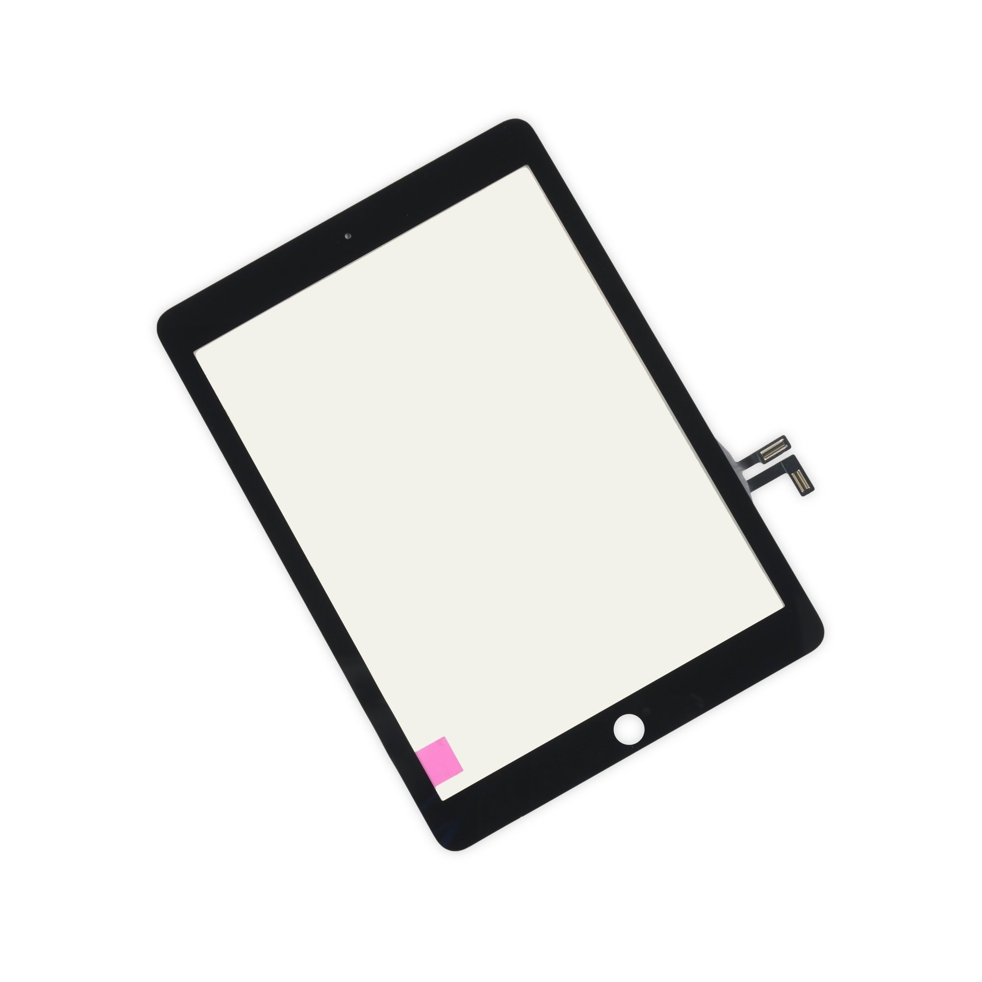 **DISCONTINUED** iFixit iPad 5 Front Glass/Digitizer Touch Panel, New, Fix Kit - Black, IF128-000-9