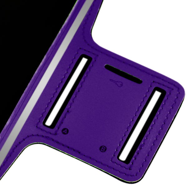 Armband for iPhone 6 Plus 5.5 inch - Purple, IPH6+ARM-64841