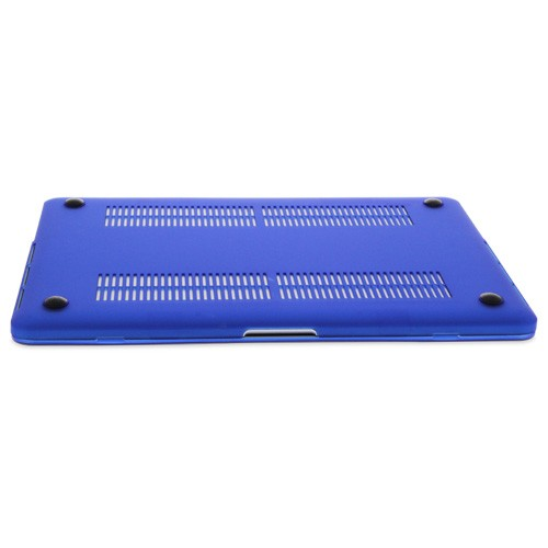 NewerTech NuGuard Snap-On Laptop Cover for MacBook Air 11-Inch Models -  Dark Blue, NWTNGSMBA11DB
