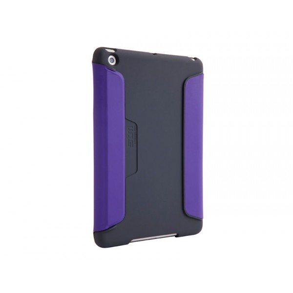 STM Studio Case for iPad Air with Magnetic Closure - Purple, STM-IPD5-STU-PU