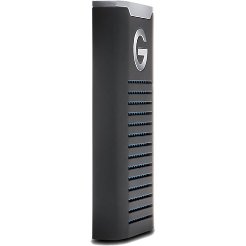 G-Technology 2TB G-DRIVE R-Series USB 3.1 Type-C mobile SSD , GT0G06054