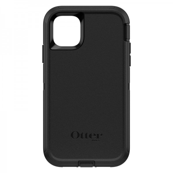 Otterbox Defender Case For iPhone 11 - Black, 77-62457