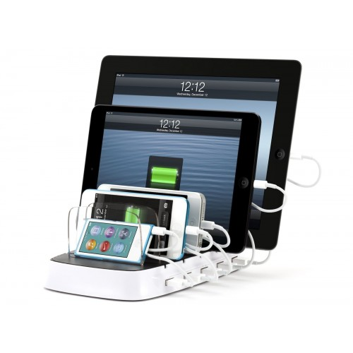 Griffin PowerDock 5 Charging Station for iPad, iPhone, iPod