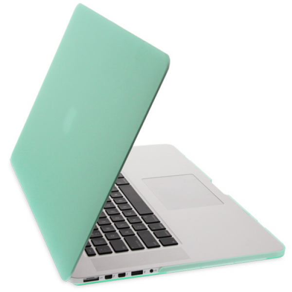Rubberised Hard Cases Laptop Cover for MacBook Air 11-Inch Models -  Green, DIS-ZF-MR116A-GN