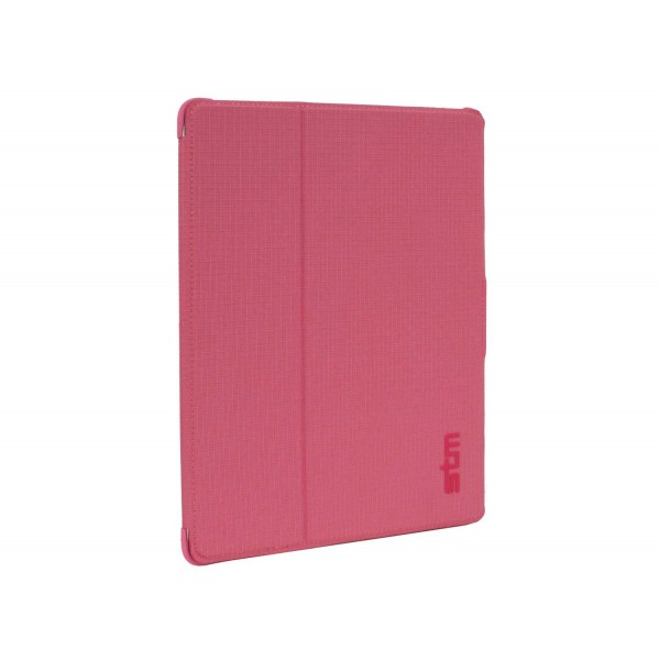STM Skinny Compact Folio-Style Case and Screen Cover for iPad 2/3/4 : Pink, *STM-SKINNY-IPAD3-PINK