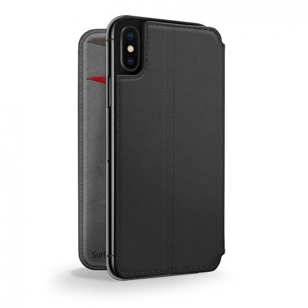 Twelve South SurfacePad for iPhone Xs (ONLY) - Black, 12-1831
