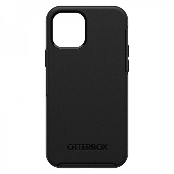 OtterBox Symmetry Series For iPhone 12/12 Pro - Black, 77-65414