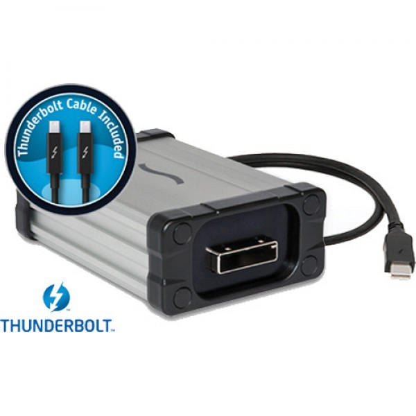 **DISCONTINUED** Sonnet DX Thunderbolt Adapter for Avid Mojo / Nitris DX, DX-TB