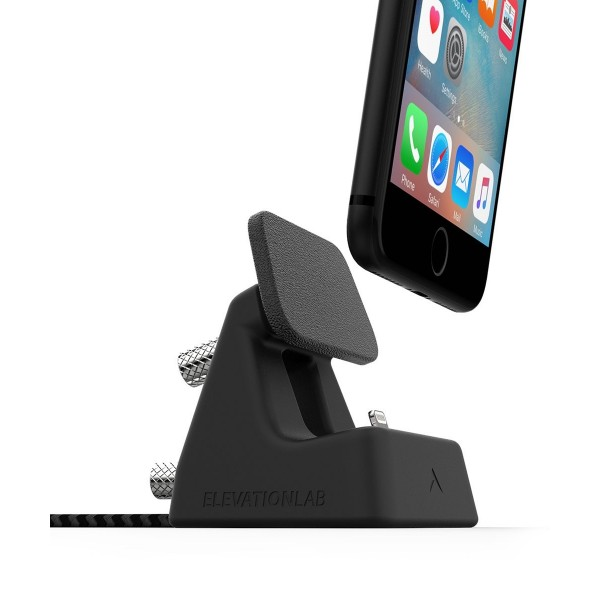 Elevation Lab ElevationDock 4 for iPhone - Black, ED4-100