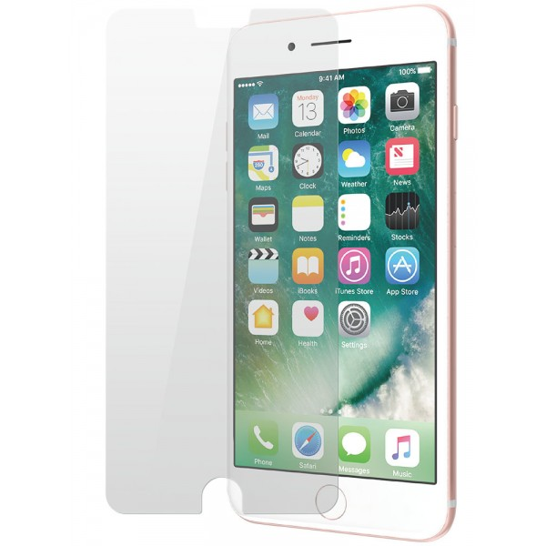 Power Support Glass Film ST High-Clear for iPhone 7 Plus/8 Plus, PBK-03