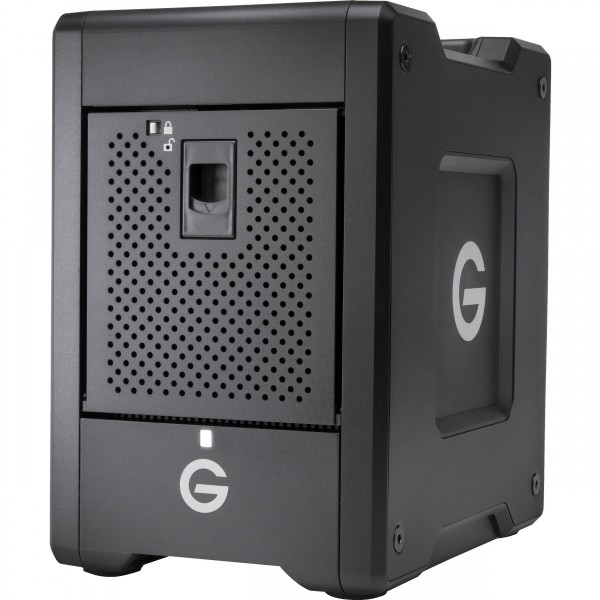 G-Technology 72TB 4-Bay (4 x 18TB) G-SPEED Shuttle Thunderbolt 3 RAID Array , GT0G108161