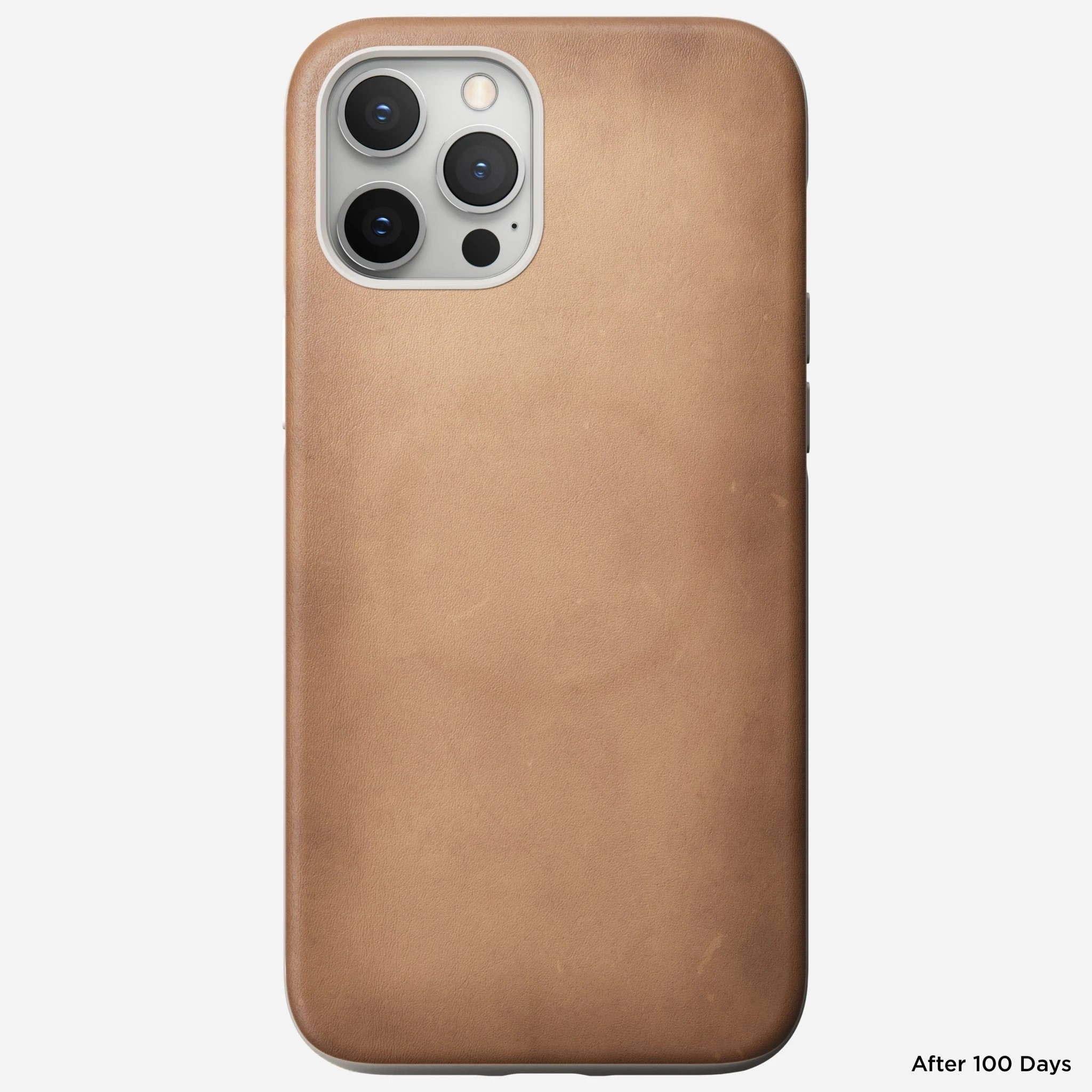 Nomad - MagSafe Leather Case - iPhone 12 Pro Max - Natural, NM01973485