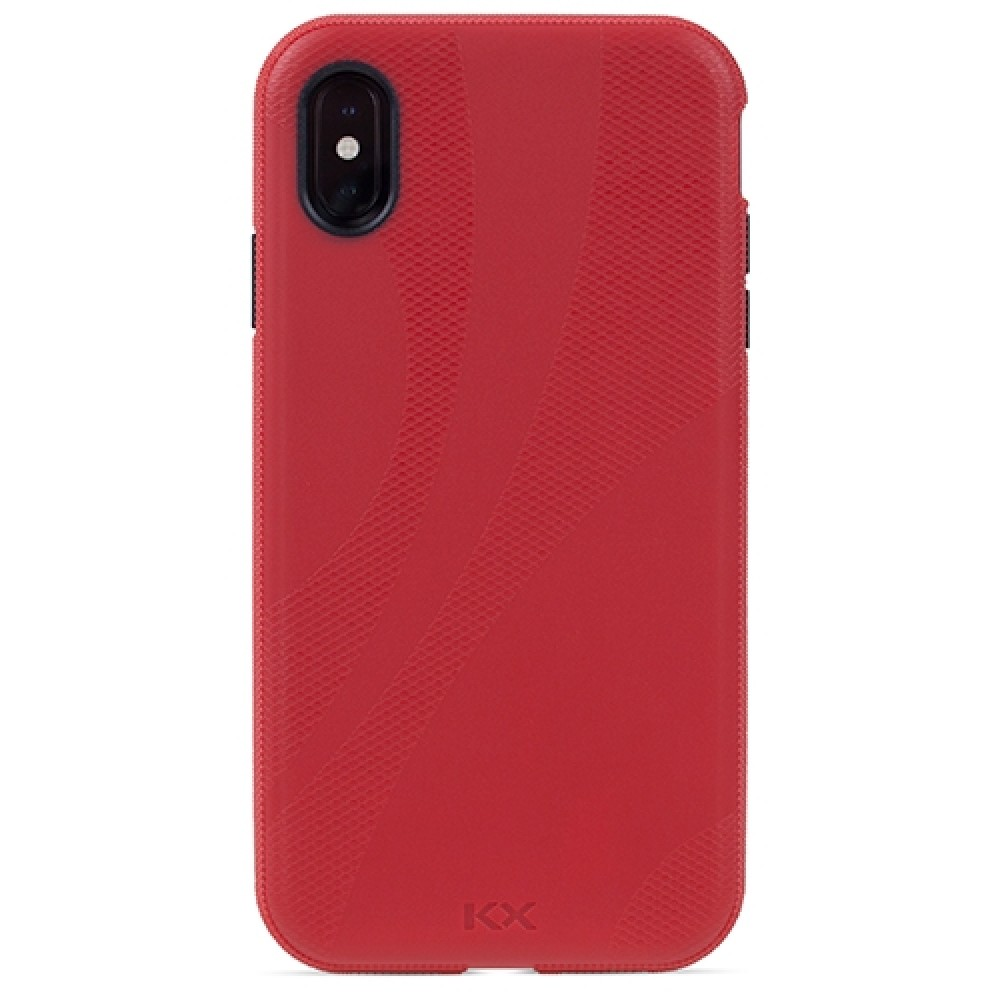 NewerTech NuGuard KX Case for iPhone XS Max - Red, NWTKXIPH65CR