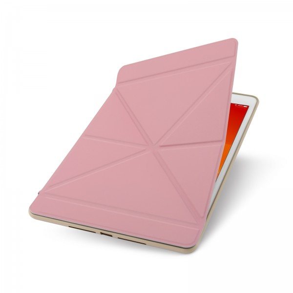 """Moshi VersaCover for iPad 10.2"""" (9th / 8th / 7th gen) - Pink, 99MO056306"""