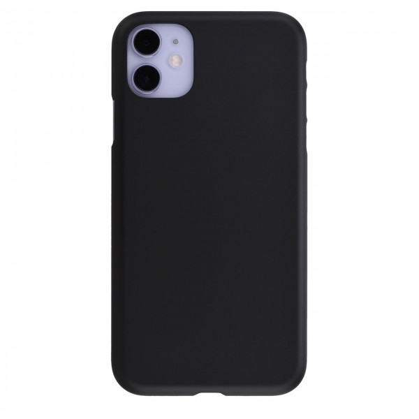 Power Support - Air Jacket for iPhone 11 - Rubberised Black, PSSK-72