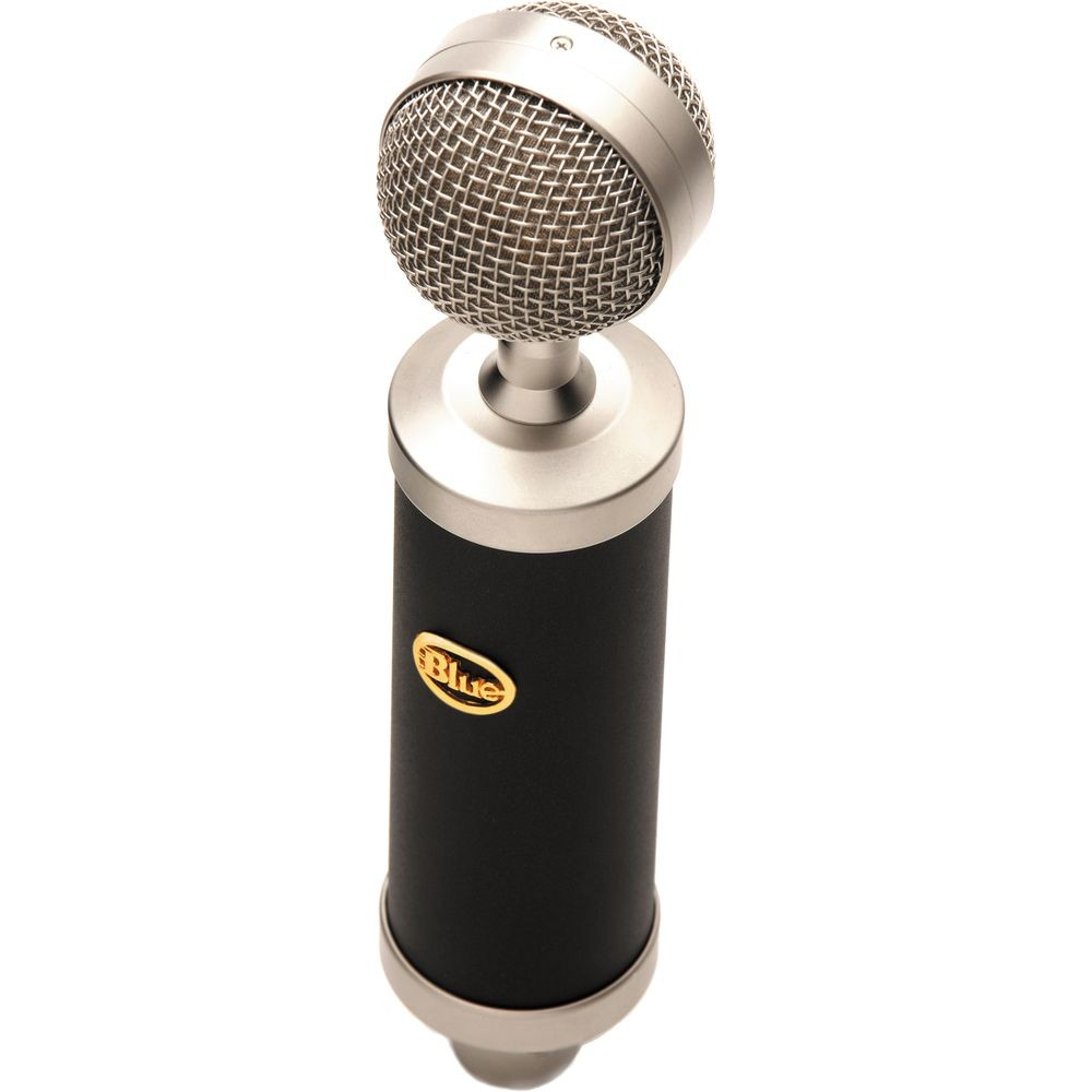 Blue Baby Bottle : Condenser Studio Microphone, BM-BABYB