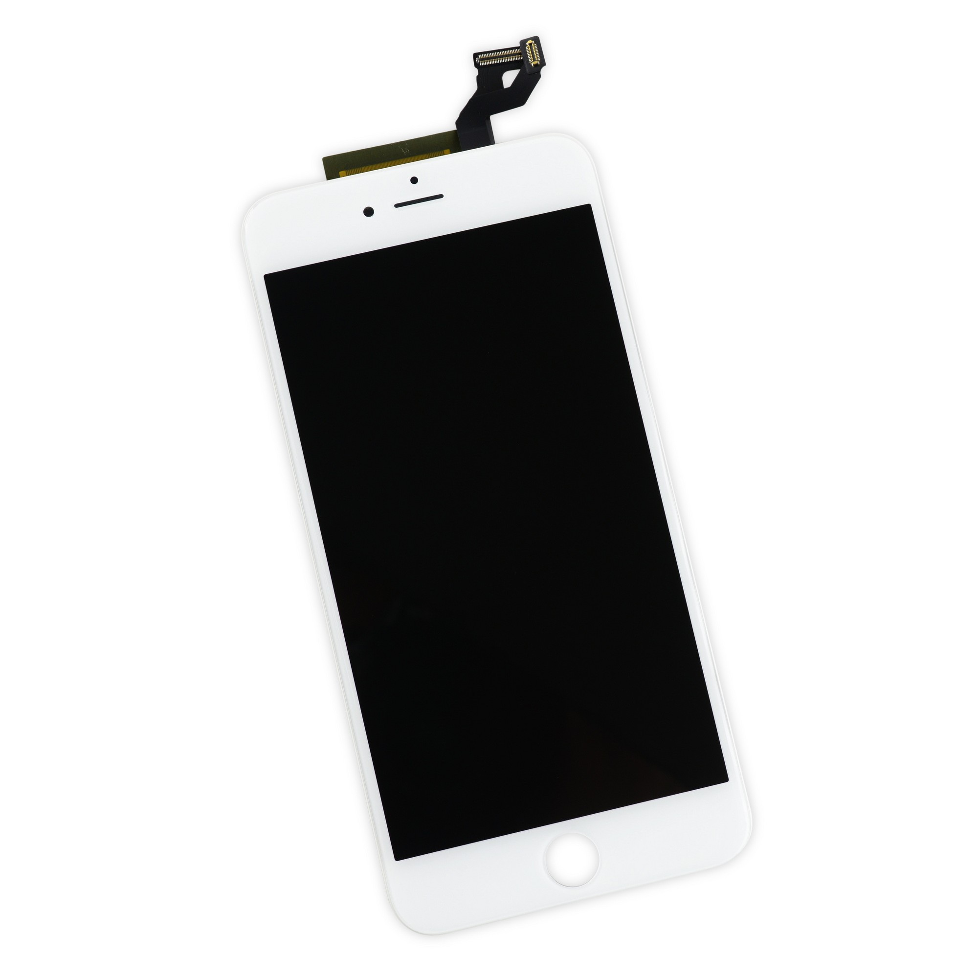 iFixit iPhone 6S Plus LCD Screen and Digitizer - White - Full Repair Kit Including Tools, IF315-000-4