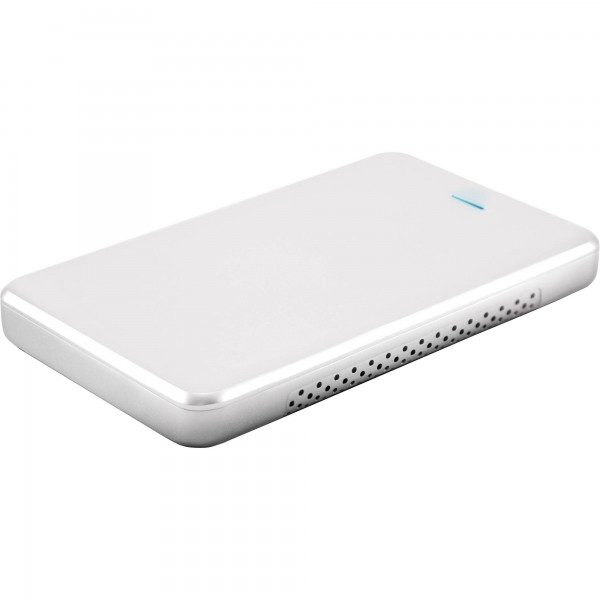 0GB OWC Express USB 3.0 White Portable External Hard Drive Enclosure, OWCES-U3-WH