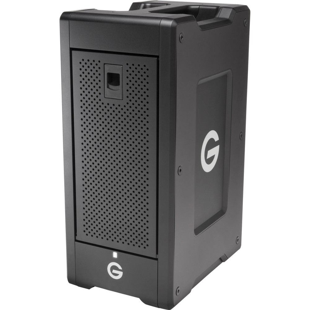 G-Technology G-SPEED Shuttle XL 48TB 8-Bay Thunderbolt 2 RAID Array with Two ev Bay Adapters , GTGSSXLT248T