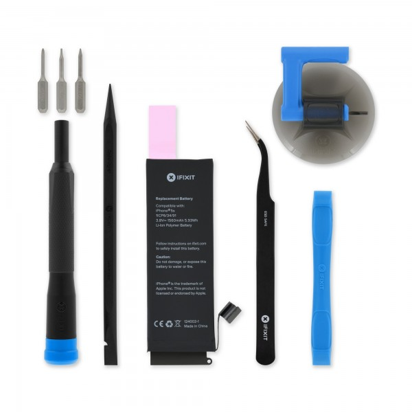 iFixit iPhone 5s Replacement Battery Kit, IF124-002-7